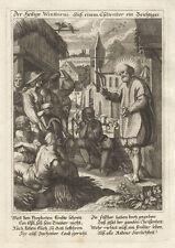 Winthir von Neuhausen/München: Kupferstich/Bavaria Sancta, 1714