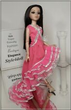 "style4doll Dress for Ellowyne Wilde 16"""