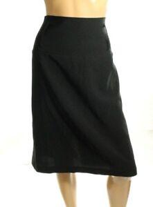 Remedy Women's Black Pencil Career Stretch Skirt Size 8