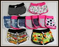 Girls Short Sport Shorts Summer 14 Patterns 2 3 4 5 6 7 8 9 10 11 12 13 age