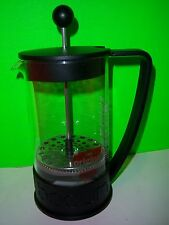 Bodum Brazil 8-Cup French Press Coffee Maker, 34-Ounce, Black NEW