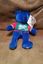1999 World Series Beanie Bear Team ML Bears belonged to player Ted Savage (new)