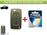 3 Tasten Schlüssel Klappschlüssel Gehäuse für FIAT ULYSSE SCUDO DUCATO CHIAVE