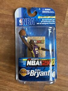 Special Edition NBA 2K10 Kobe Bryant  McFarlane Figure