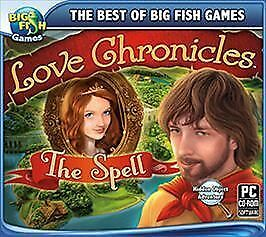 Love Chronicles The Spell a Hidden Object Adventure perplexing puzzles PC 7 8 10
