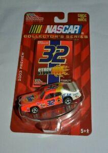 2002 RACING CHAMPIONS NASCAR '69 PONTIAC GTO 32 TIDE STOCK RODS