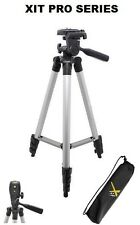 "50"" Tripod For Sony DSC-H400 DSC-HX300 DSC-HX400V DSC-H300 HX50V RX100 & more"