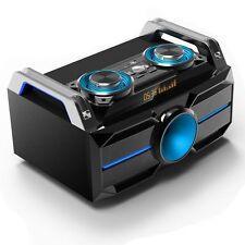 IBIZA Caja de Sonido Sistema Estéreo Planta Altavoz USB BLUETOOTH 120w
