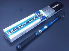 Shimano Holiday Pack Telescopic Travel Fishing Rod Fuji Closed Length 44.5cm