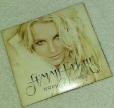 Britney Spears FEMME FATALE CD