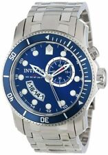 Invicta Men's Pro Diver Scuba Stainless Steel Watch 6090 - BRAND NEW!
