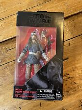 NEW IN BOX Hasbro Star Wars The Black Series Rogue One Captain Cassian Andor