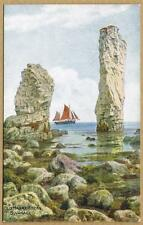 Alfred Robert Quinton Seascape Collectable Signed Postcards