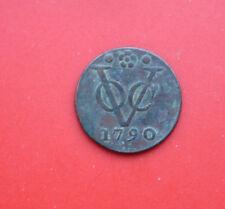 Países Bajos: VOC 1 Duit 1752, provincia de Holanda (Hollandia), # f 2116