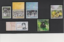 French Polynesia Year 2009 Group of Issues MNH