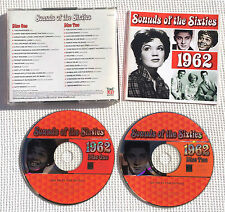 Sounds of the sixties 1962 (time life) RARE CD TL SCC/19 Holland