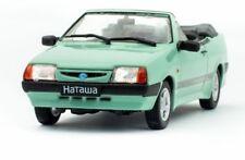 "VAZ 2108 ""Natasha"" 1985 AutoLegends USSR. Diecast Metal model 1:43. Deagostini"