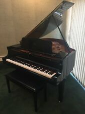 Yamaha Grand Piano - C1 Ebony Polish in Excellent Condition