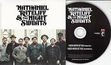 NATHANIEL RATELIFF & THE NIGHT SWEATS I Need Never Get Old UK 2-track promo CD