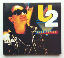 U2 bio book 1994 by Mark Taylor 120 pages CD format Carlton color Bono NO CD inc