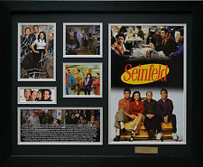 Seinfeld Limited Edition Signature Framed Memorabilia New (b)