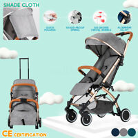 2019 New Baby Stroller Travel Pram Bassinet Newborn Carriage Foldable