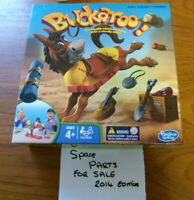 Buckaroo Spare Parts for 2014 Edition :Selling Pieces separately FREE UK Post