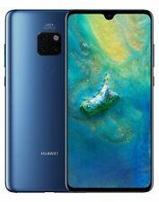 Huawei Mate 20 128GB Midnight Blue TELCEL Wireless HMA-L09 Ships Free IP0257B9