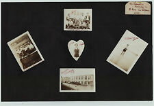 SUPER Archive LOT - 15 Photos Harodite Finishing Co Taunton MA 1933 Workers