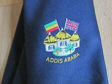 ADDIS Ababa Tie with Union Jack Flag Made in Britain
