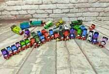 Lot of 35+ Magnetic Thomas the Train Diecast & Wooden Models And Accessories