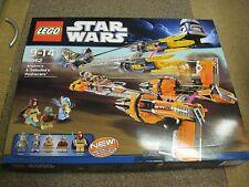 Lego 7962 Star Wars Anakin Skywalker and Selbulba´s Podcast NEU OVP Ungeöffnet