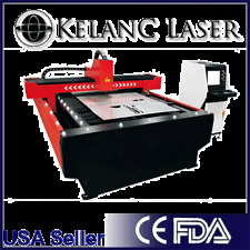 Flatbed 800w Fiber Laser cutting machine wtih 1 Year warranty USA seller