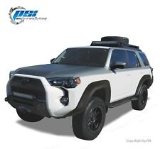 Textured Extension Style Fender Flares Fits Toyota 4Runner 2014-2020 Full Set