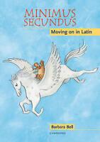 Minimus. Minimus Secundus Audio CD by Bell, Barbara (Clifton High School) (CD-Au