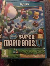 New Super Mario Bros U (Wii, 2012)