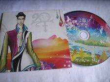 PRINCE - 20TEN /TWENTY TEN -UK PROMO CD ALBUM (2010) / 10 TRACKS: CARD SLEEVE