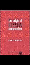 The Origin of Russian Communism by Nicolas Berdyaev (1960, Paperback)