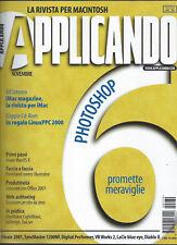 APPLICANDO LA RIVISTA PER MACINTOSH APPLE n.179 NOVEMBRE 2000