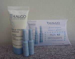 Thalgo Cold Cream Marine My Discovery Kit, Mask + Multi Soothing Concentrate