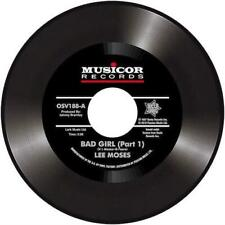 LEE MOSES Bad Girl (Part 1) / (Part 2) NEW R&B 60s NORTHERN SOUL 45 (OUTTA SIGHT