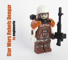 LEGO Custom - Dengar Clone Wars -  minifigures bounty hunter star wars rebels