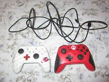 Lote 2 mandos con cable Nintendo Switch