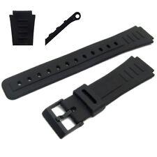 Replacement Watch Strap 17mm for Casio CMD10, CMD20, DBX103, EXP10, DBC30