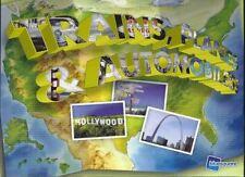 Trains Planes & Automobiles Board Game