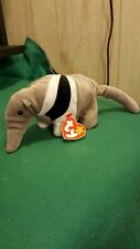 Ty Beanie Babies Ants (Anteater 1997), Retired With Tag