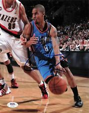 Eric Maynor signed 8x10 photo PSA/DNA Oklahoma City Thunder Autographed