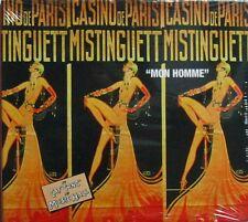 MISTINGUETT   (CD)  DU CAF'CONC AU MUSIC HALL  NEUF SCELLE DIGIPACK