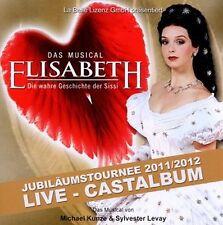 Elisabeth - Das Musical - Live - Gesamtaufnahme Jubiläumstournee, 2 CD NEU+OVP