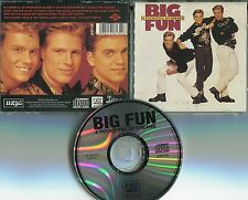 Big FUN CD a Pocketful of Dreams © UK 1990-jhd134 Jive
